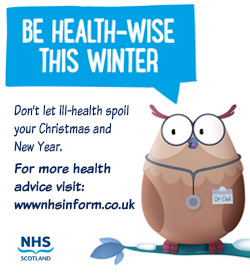 Winter health advice from NHS Inform